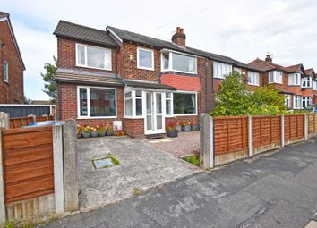 5 bed semi-detached house for sale in Newlands Avenue, Cheadle Hulme, Cheadle SK8