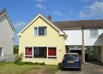 Thumbnail 3 bed link-detached house for sale in Hertford Road, Clare, Sudbury