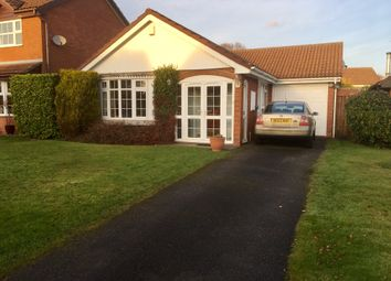 Thumbnail 2 bed bungalow to rent in Clarewell Avenue, Hillfield
