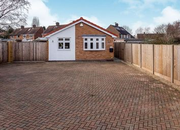 Thumbnail 2 bed bungalow for sale in Oak Drive, Nuthall, Nottingham