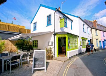 Thumbnail Restaurant/cafe for sale in Coombe Street, Lyme Regis