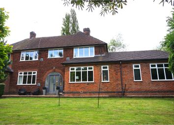 Thumbnail 4 bed detached house for sale in Duffield Road, Derby