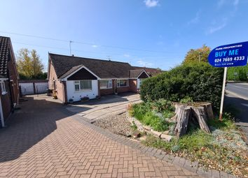 Lower Eastern Green Lane, Coventry CV5. 2 bed detached bungalow