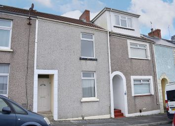 Thumbnail 2 bed terraced house for sale in Chesshyre Street, Brynmill, Swansea