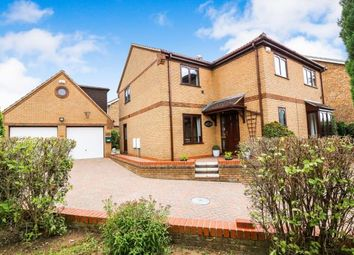 Thumbnail 4 bed detached house for sale in Station Road, Potton, Sandy, Bedfordshire