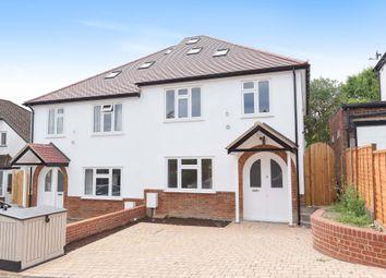 Thumbnail 4 bedroom semi-detached house to rent in Cranbourne Road HA6,