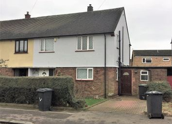 Thumbnail 3 bed property to rent in Northdrift Way, Luton, Bedfordshire