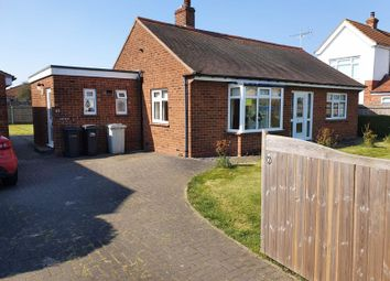 Thumbnail 2 bed detached bungalow for sale in Brackenborough Road, Louth