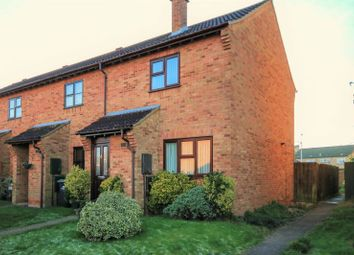 Thumbnail 2 bed terraced house to rent in Gimbert Road, Soham, Ely