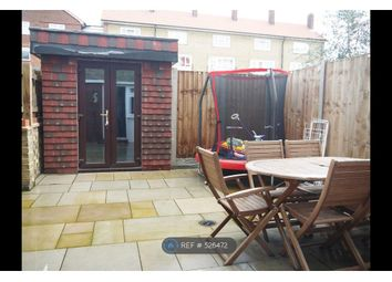 Thumbnail 3 bed maisonette to rent in Barrowfield Close, London