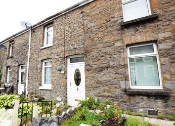 Thumbnail 2 bedroom terraced house for sale in Greenway Road, Neath, Castell-Nedd Port Talbot