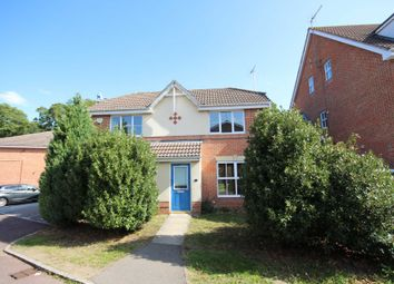 Thumbnail 3 bed detached house for sale in Fitzroy Close, Bracknell