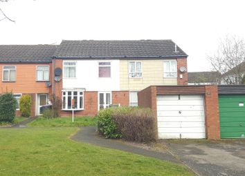 Thumbnail 3 bed terraced house to rent in Lawns Wood, Telford