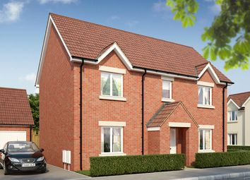 "Thumbnail 4 bed detached house for sale in ""The Morton"" at Vale Road, Bishops Cleeve, Cheltenham"