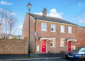 Thumbnail 2 bed terraced house for sale in Great Meadow Way, Aylesbury, Buckinghamshire