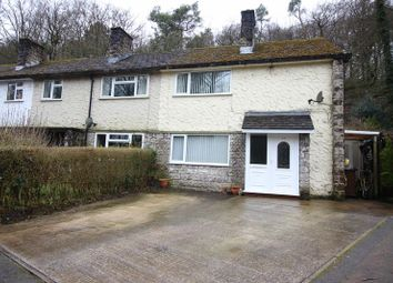 Thumbnail 3 bedroom end terrace house for sale in The Crescent, Rudyard, Staffordshire