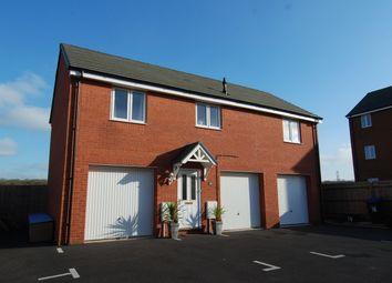 Thumbnail 2 bed detached house for sale in Topcliffe Road, Castle Mead, Trowbridge