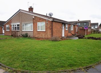 Thumbnail 2 bedroom bungalow for sale in Seamer Close, Middlesbrough