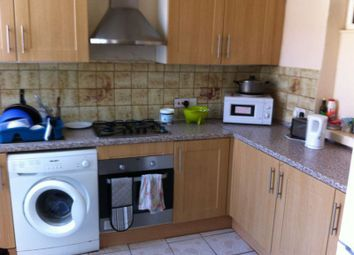 Thumbnail 4 bed flat to rent in Pleshey Road, London
