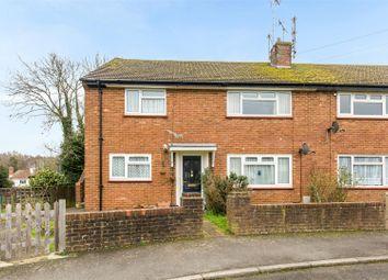 Thumbnail 2 bed maisonette for sale in Chapmans Road, Sundridge, Sevenoaks