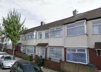 Thumbnail 4 bedroom terraced house to rent in Berwick Road, Canning Town, Custom House, Prince Regent, London