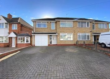 Thumbnail 3 bed property to rent in Bucklands End Lane, Birmingham
