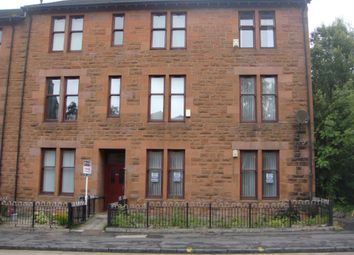 Thumbnail 2 bed flat to rent in Main Road, Elderslie, Johnstone