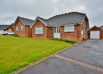 Thumbnail 2 bed detached bungalow for sale in Chaucer Road, Workington