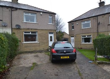 Thumbnail 3 bed terraced house for sale in Manor Terrace, Eccleshill, Bradford