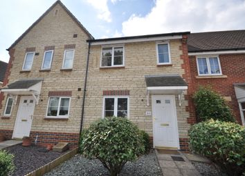 Thumbnail 2 bed terraced house to rent in Grebe Road, Bicester