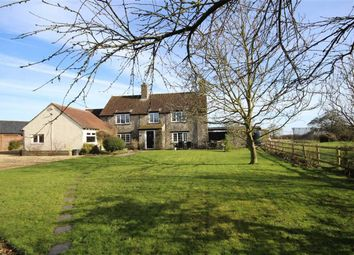 Thumbnail 4 bed detached house for sale in Bagbury Lane, Lydiard Millicent