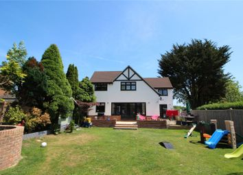 Thumbnail 4 bedroom detached house for sale in Mill Lane, High Salvington, West Sussex