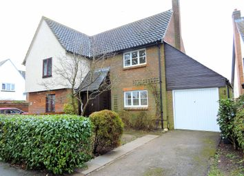 Thumbnail 2 bed semi-detached house to rent in Chestnut Walk, Felsted