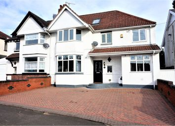 Thumbnail 5 bed semi-detached house for sale in Pennyhill Lane, West Bromwich