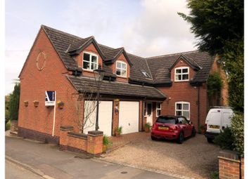 Thumbnail 4 bed detached house for sale in Main Street, Leicester, Leicestershire