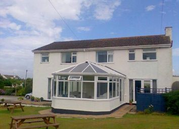 Thumbnail 5 bed detached house for sale in Lon Crecrist, Trearddur Bay, Anglesey