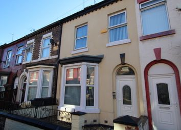 Thumbnail 3 bed terraced house for sale in Ash Grove, Liverpool
