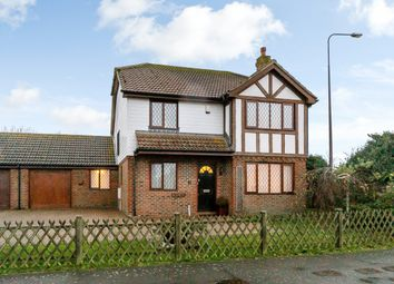 Thumbnail 4 bed detached house for sale in Wraightsfield Avenue, Romney Marsh, Kent