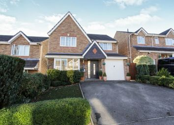 Thumbnail 4 bed detached house for sale in Wrenwood, Neath