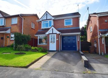 Thumbnail 3 bed detached house for sale in Dairyfields Way, Sneyd Green, Stoke-On-Trent