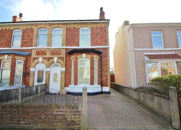 Thumbnail 2 bed semi-detached house to rent in St Luke's Road, Southport