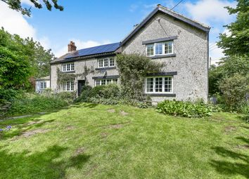 Thumbnail 4 bed detached house for sale in Richmond Road, Brompton On Swale, North Yorkshire