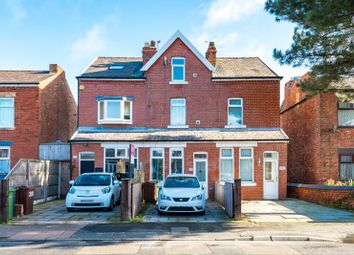 Thumbnail 3 bed terraced house for sale in Kew Road, Birkdale, Southport