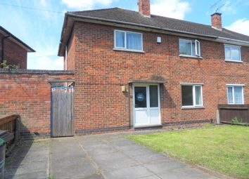 Thumbnail 5 bed semi-detached house to rent in Ashby Crescent, Loughborough