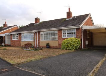 Thumbnail 2 bed semi-detached bungalow for sale in The Deansway, Kidderminster