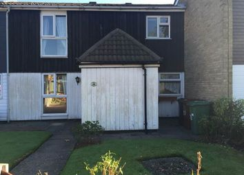 Thumbnail 3 bed property to rent in Bakewell Close, Lower Farm, Walsall