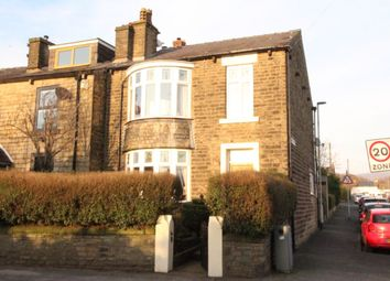 Thumbnail 3 bed terraced house for sale in Woolley Lane, Hollingworth, Hyde