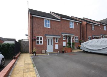Thumbnail 2 bedroom semi-detached house for sale in Rushall View, Tunstall, Stoke-On-Trent
