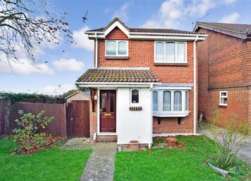 Thumbnail 3 bed link-detached house for sale in Forge Rise, Uckfield, East Sussex