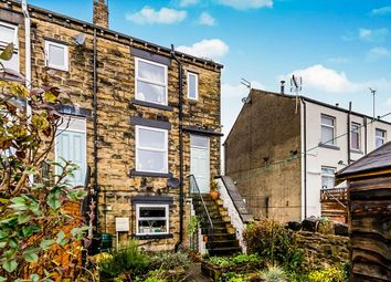 Thumbnail 1 bed terraced house to rent in Street Lane, Gildersome, Morley, Leeds